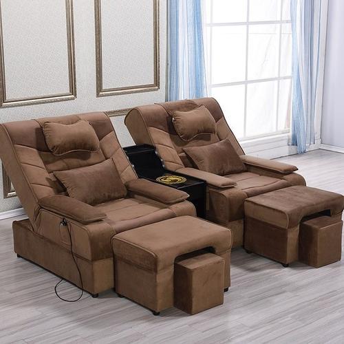 电动足疗按摩沙发床椅