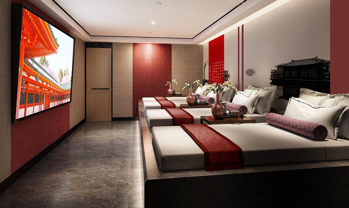足疗沙发床